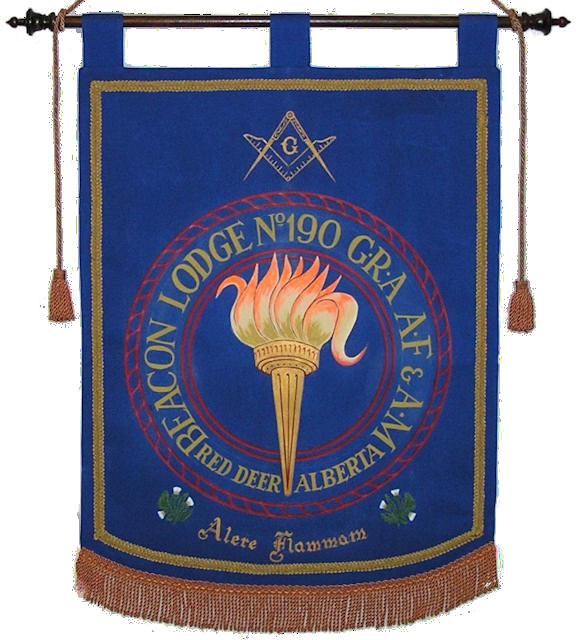 Beacon #190 Banner