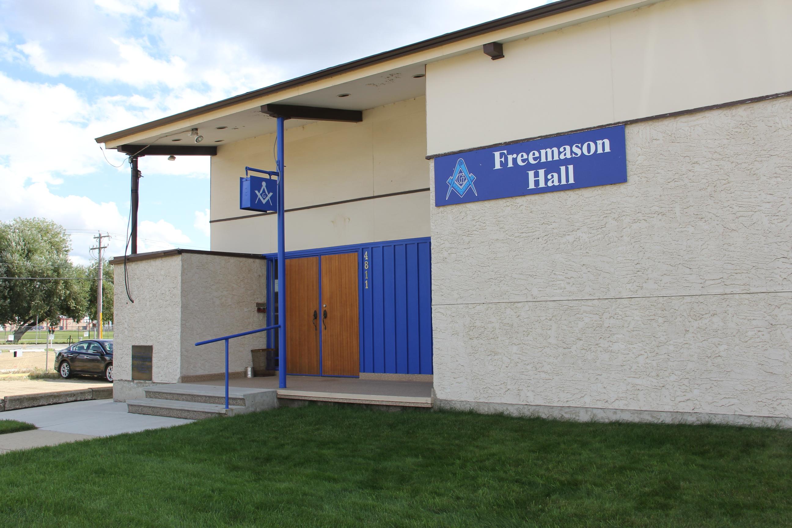RD Freemason Hall